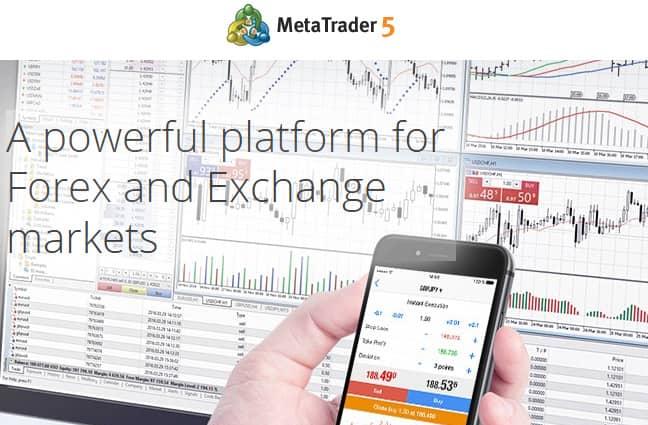 Best Online Brokers With MetaTrader 5 Trading Platform